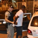 Homem é preso em Carangola após furtar moto.