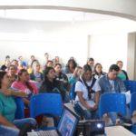 Secretaria de Saúde de Manhuaçu realiza capacitação com Agentes Comunitários.