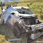 Mais um violento acidente nesta semana; duas pessoas morreram.
