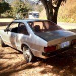 Militares de Fervedouro recuperam carro furtado em Espera Feliz.