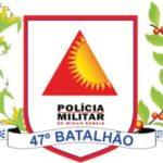 PM de Crangola prende autores de tráfico de drogas.