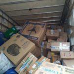 Em ação conjunta em Pirapetinga: PCMG apura crime e recupera caminhão e carga roubados.