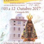 Novena e Festa de Nossa Senhora Aparecida.
