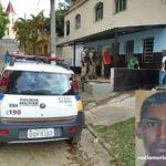 São Francisco do Glória: jovem é morto com cerca de 10 facadas neste domingo.