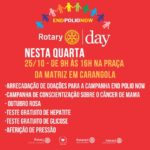 Rotary Day - Pç. da Matriz.