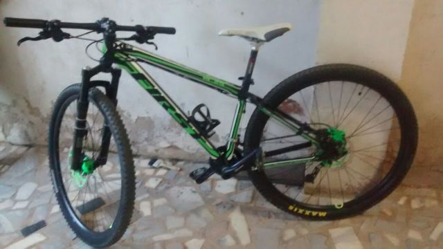 PM de Carangola integrada com a Pm de Espera Feliz conseguem identificar autor do furto da bicicleta divulgado em redes sociais, a bicicleta foi recuperada.
