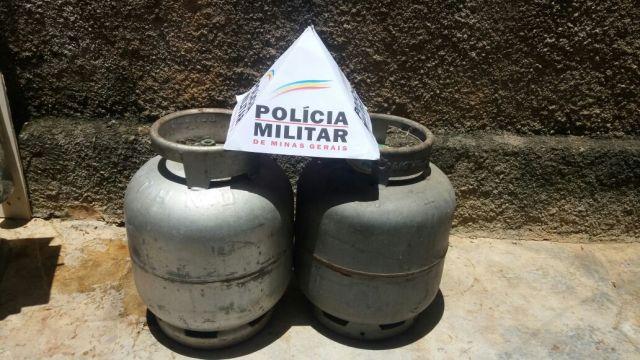 PM de Carangola fecha certo aos autores de furtos e arrombamentos prende mais um infrator em flagrante.