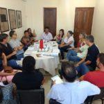 Manhuaçu-Organização define formato do 22º Simpósio de Cafeicultura.