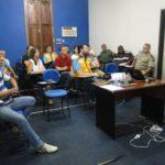 CONSEP e orgãos de Defesa Social se mobilizam para instalação de câmeras de segurança em Carangola.