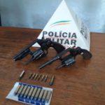 Notícias da Policia Militar - Carangola e Região.