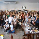 OAB Manhuaçu comemora mês da mulher.