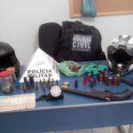 Polícia Civil apreende armas e prende suspeitos em Ervália.
