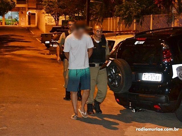PM de Divino age com tirocínio policial e prende autor de roubo de motocicleta ocorrido em Manhumirim.
