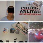 PM de Carngola apreende menor que traficava drogas no Distrito de Lacerdina.