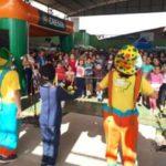 PM e CONSEP de Fervedouro realizam ação cívico social (ACISO), um evento sensacional que envolveu diversas instituições e toda comunidade Fervedourese.