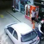 Homem suspeito de assaltar postos de combustíveis em Carangola é localizado e conduzido à Delegacia pela Policia Militar – MG.
