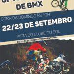 Vem ai o GP Manhuaçu de BMX.