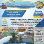 2º Campeonato de Pesca Esportiva.