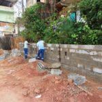 Manhuaçu - Parceria entre Secretarias de Obras e Educação promove melhorias em escolas e creches.