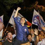 Rodrigo Pacheco é eleito para o Senado com a maior votação entre os candidatos em Minas.