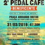 2º Pedal Café Beneficente em prol da APAE.