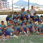 JEMG 2019: CEM Manhuaçu vence no vôlei masculino e feminino.