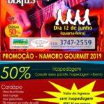 Namoro Gourmet 2019 - CAPARAÓ.