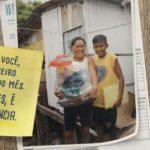 LBV promove ação emergencial em apoio a famílias em situação de vulnerabilidade.