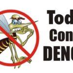 Todos contra a Dengue.