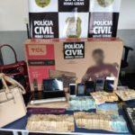PC de Muriaé apura possíveis fraudes no comercio e apropriação indébita.