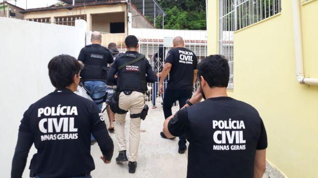 """Muriaé: """"Operação Irmandade"""" desarticula grupo criminoso que aplicava golpes na internet"""