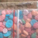 Polícia Civil deflagra ação em Teixeiras e apreende mais de 380 comprimidos de ecstasy