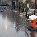 Enchentes aumentam risco de doenças infecto-contagiosas; população deve ter cuidado.