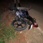 Dois jovens morrem em acidente entre três motos na rodovia Manhuaçu - Luisburgo.