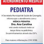 Atendimento Médico.