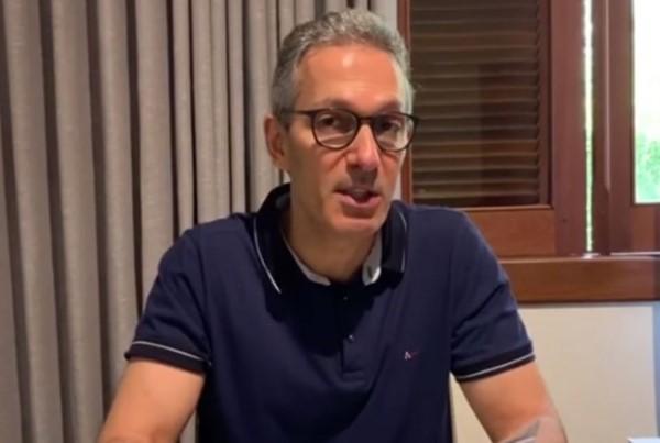 Novo pacote de medidas contra a pandemia do Convid-19 anunciada pelo Governador Romeu Zema