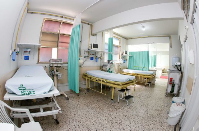 Apenas 3% dos leitos de UTI em Minas Gerais estão ocupados por casos confirmados e suspeitos do coronavírus.