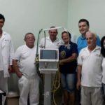 Rotary Club de Carangola completa 78 anos de serviços prestados a comunidade.