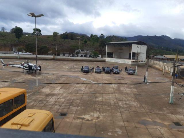 Policia Civil faz megaoperação contra Organização Criminosa que atuava no tráfico interestadual de drogas