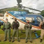 Em Carangola operação da PM prende 8 pessoas e apreende materiais do tráfico de drogas.