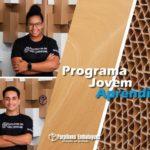 Paraibuna Embalagens e Senai desenvolvem cursos gratuitos para jovens aprendizes.