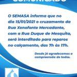 Comunicado SEmasa