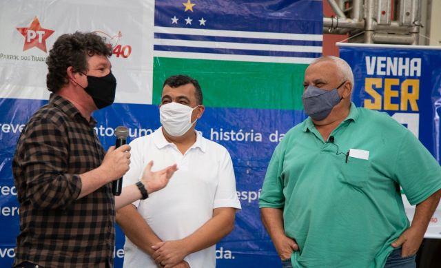 Carangola receberá visita do Deputado Federal Reginaldo Lopes.