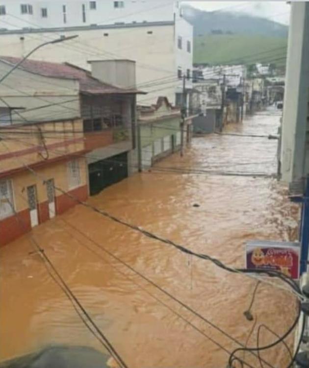 Prefeitura Municipal de Carangola – Nota de atualização – Enchente 2021.